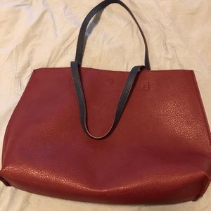 Red bag... got from Nordstrom